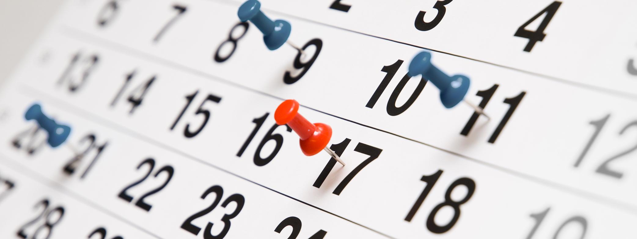 Galvanischool kalender